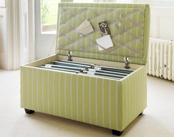 Filing Cabinet Alternative File Storage Ottomans I Don 39 T Have One Of These But I 39 M