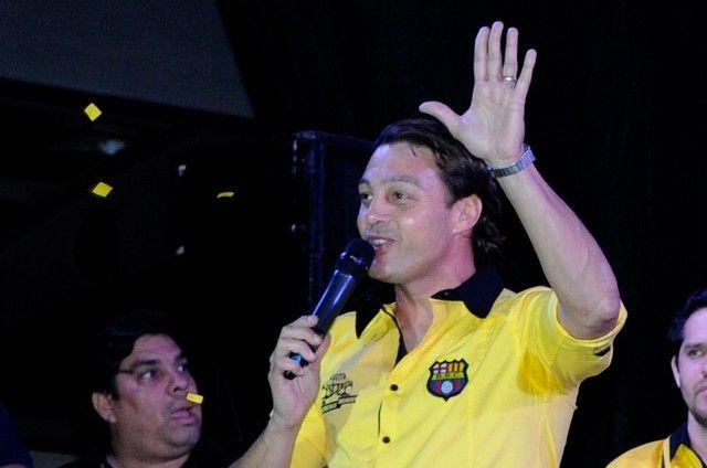 """Alfaro: """"A este plantel hay que seguir mejorándolo con jugadores nacionales o extranjeros"""""""