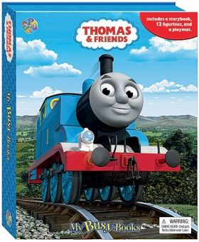 My Busy Book - Thomas & Friends