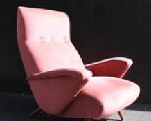 Mid Century Bob Roukema Chair - The Vintage Shop