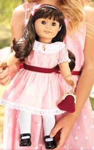 Samantha Parkington Beforever American Girl Doll the doll is beautiful