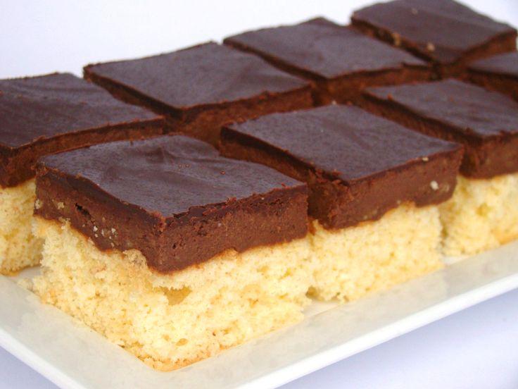 Lúdláb szelet recept Anditól: Nagyon régen kaptam ezt a receptet. Nem olyan, mint amit a cukrászdában vesz az ember, de nagyon finom. Ha a piskótát valaki a boltban veszi, akkor nem kel sütni sem ezt a süteményt. Én inkább magam sütöm (nem szeretem a boltit) így azzal együtt írom le.