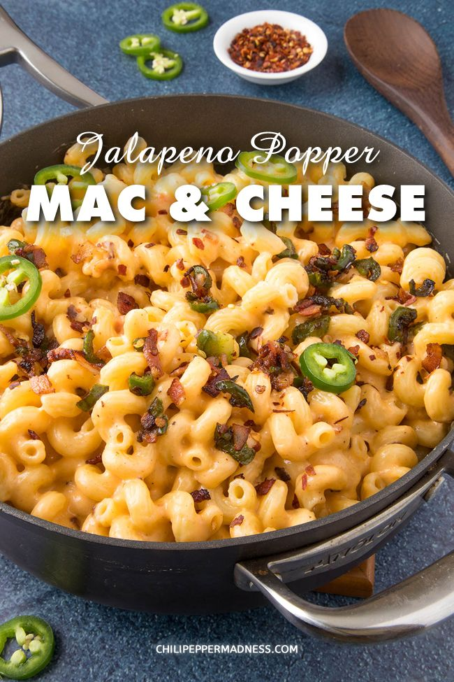 Creamy Jalapeno Popper Mac And Cheese This Jalapeno Popper Mac