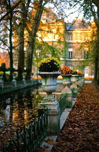 Luxembourg Gardens, Paris, France