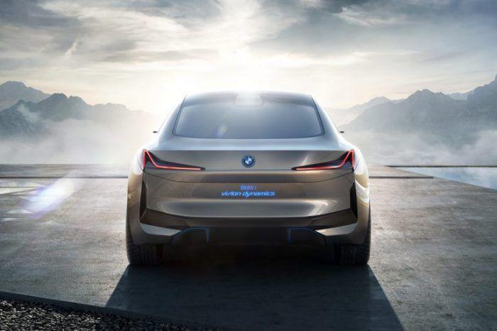Bmw Will Present Three Electric Cars Bmw Ix3 Bmw I4 And Bmw Inex