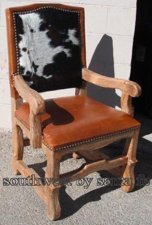 Buffalo Bill Southwestern Office Chair