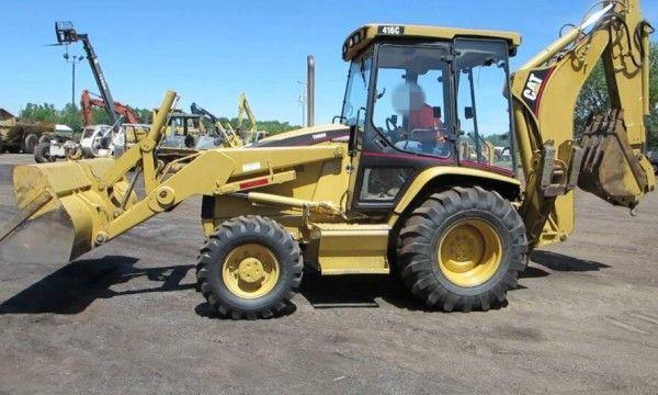Free Caterpillar Cat 416d Backhoe Loader Prefix B2d Service Repair Manual B2d00001 And Up Backhoe Loader Backhoe Repair Manuals