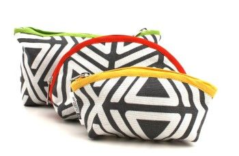 small cosmetic bags or coin purses