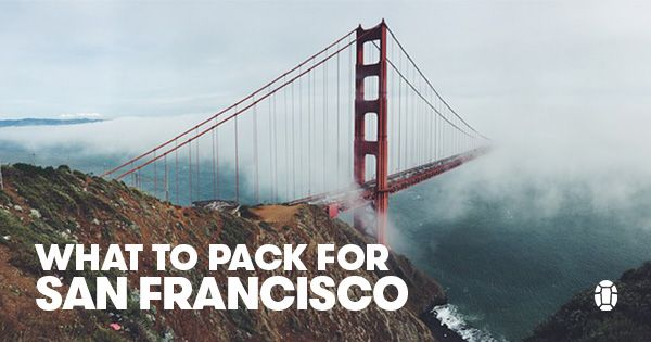 Curious what to pack for San Francisco in March? July? September? Use our tips to prepare for everything from June Gloom to Indian Summer in San Francisco.