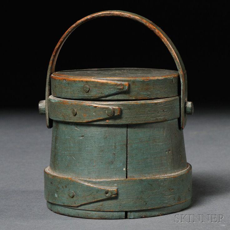 552 Best Wood Bucket's, Barrels & Firkins Images On