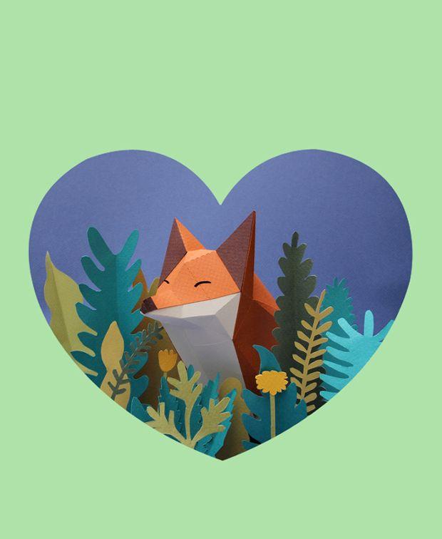 Este ecosistema tiene un Guardabosques que, además de vigilarlo ¡lo crea!