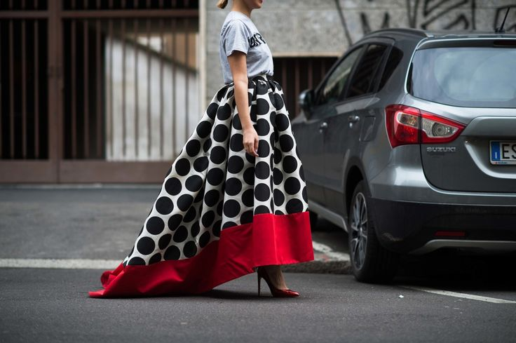 On the Streets of Milan Fashion Week Fall 2014  - Milan Day 3