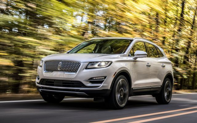 2019 Lincoln MKC Is the new Luxury Crossover