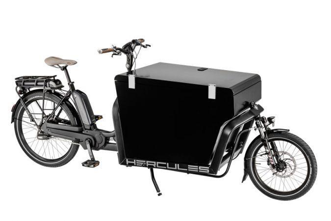 Commercial Cargo Bikes