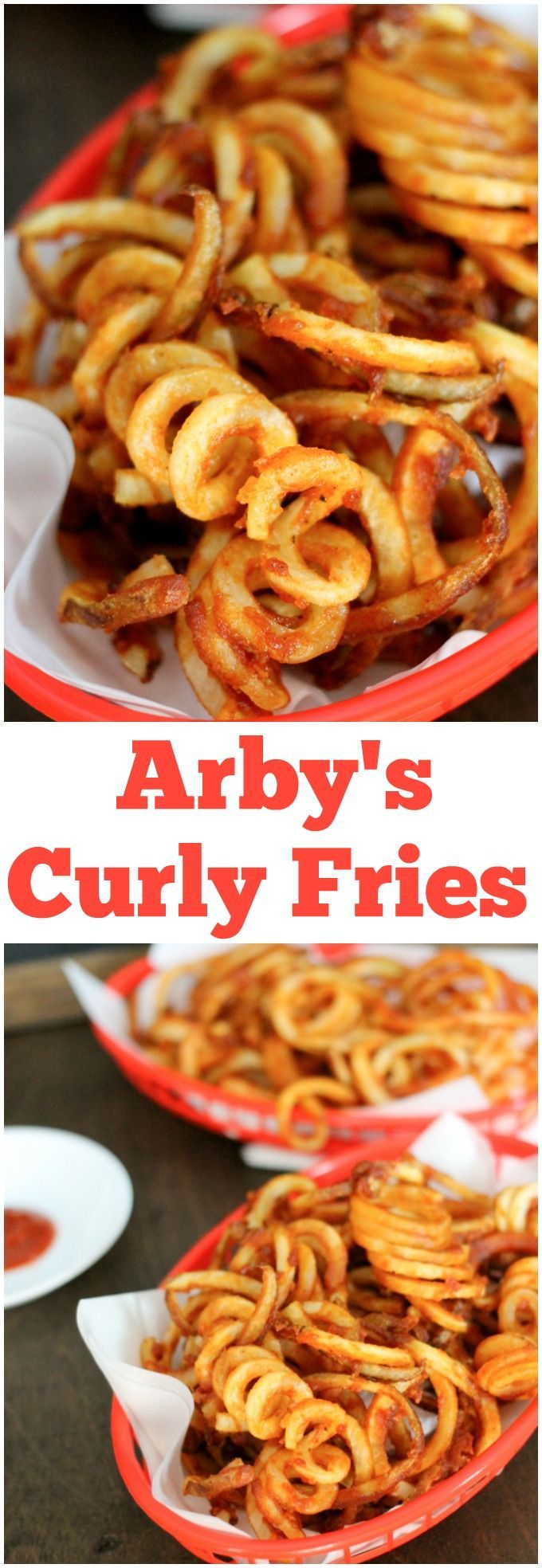 Arby's Curly Fries (Copycat) - Domestic Superhero