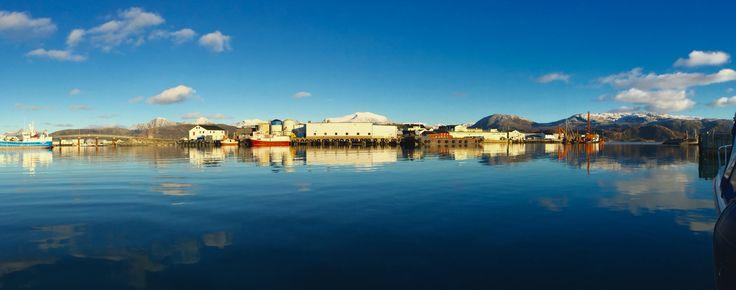Sommarøy Harbour, 5.October 2015