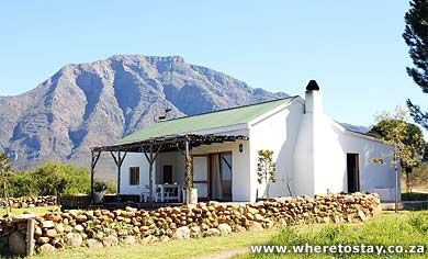 Welbedacht  Nature Reserve - Tulbagh