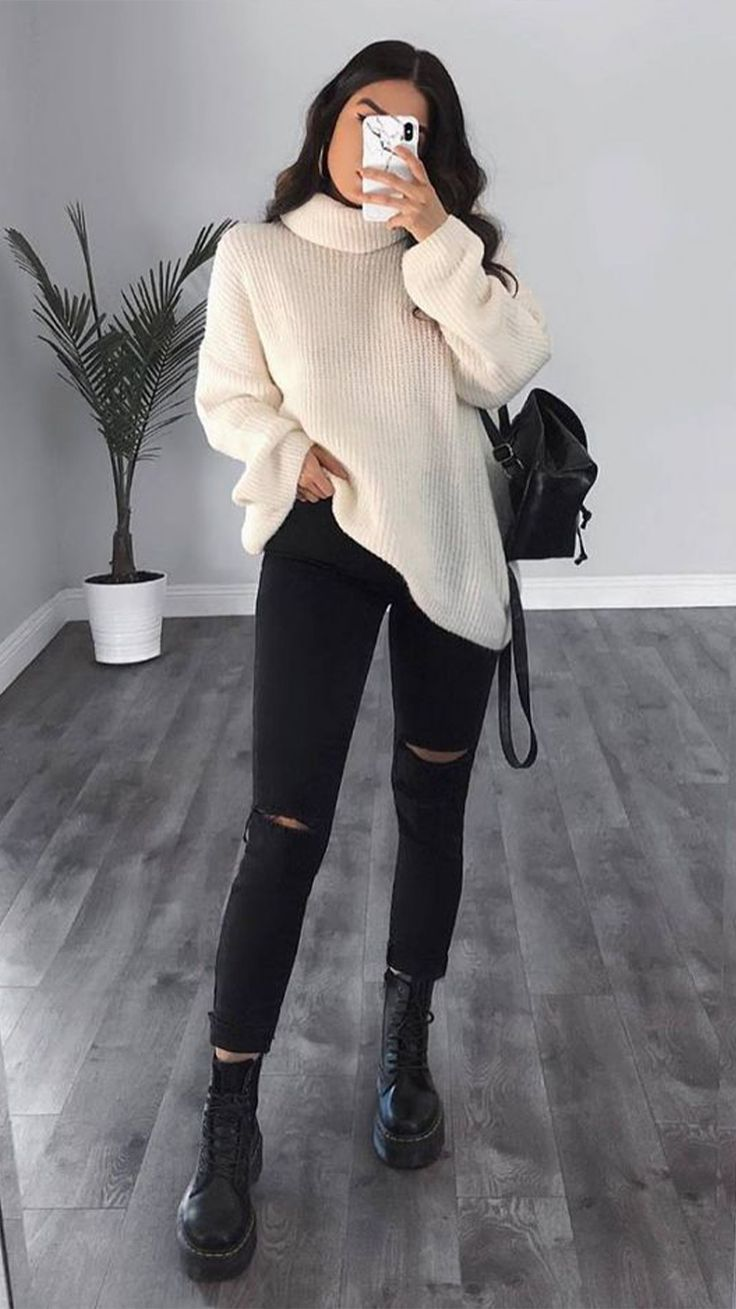 Hottest Women Winter Outfits Ideas To Copy In Wintercasualoutfits Winteroutfits