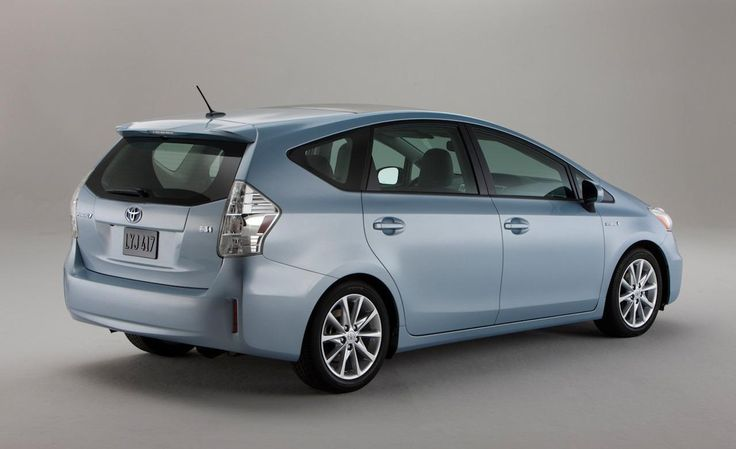 Image for 2012 Toyota Prius v