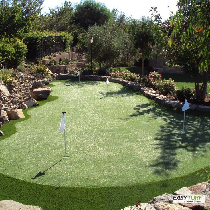 The 25 Best Backyard Putting Green Ideas On Pinterest Golf Green Outdoor And
