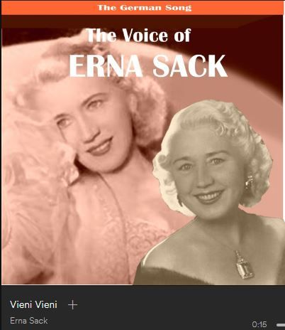 Erna Sack