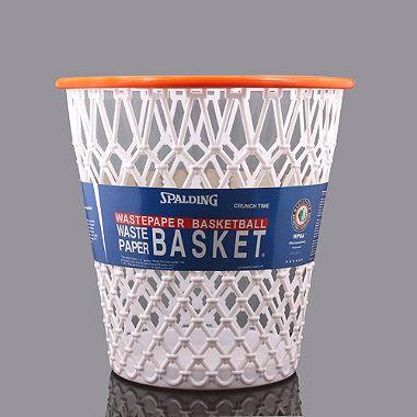 Spalding® net trash bin