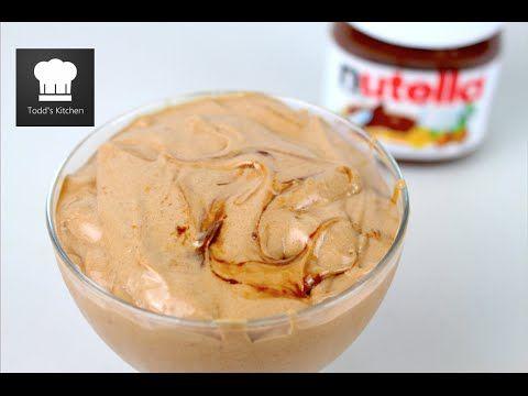 Food-Trend: Nutella-Eis mit zwei Zutaten - einfach, schnell, lecker!   BRIGITTE.de