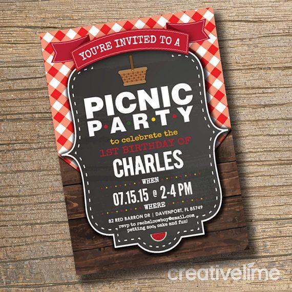 Ide Terbaik Picnic Invitations Di   Piknik Perusahaan