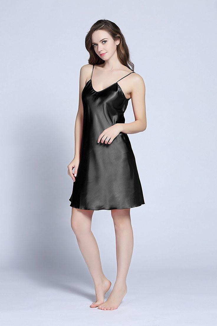 Women's Satin Nightgown