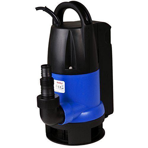 Pompe Vide Cave immergée automatique à flotteur intégré 550w – Robby – vp550w: Price:48.95Puissance : 550W Tension nominale : 230V/50Hz…