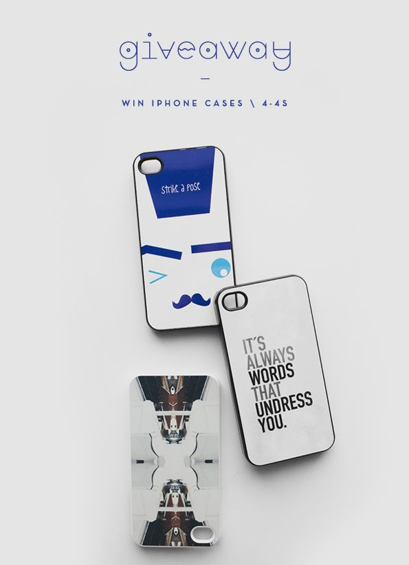 Giveaway \ iPhone cases https://messproject.wordpress.com/2015/02/19/giveaway-iphone-cases/  #giveaway #free #iphone #case #design #messproject #etsy