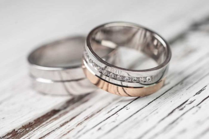 Akeena mistry wedding bands