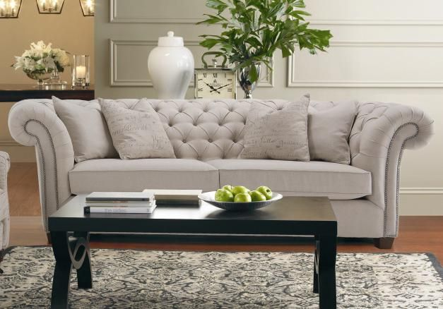 Churchill Churchill Sofa By Decor-Rest