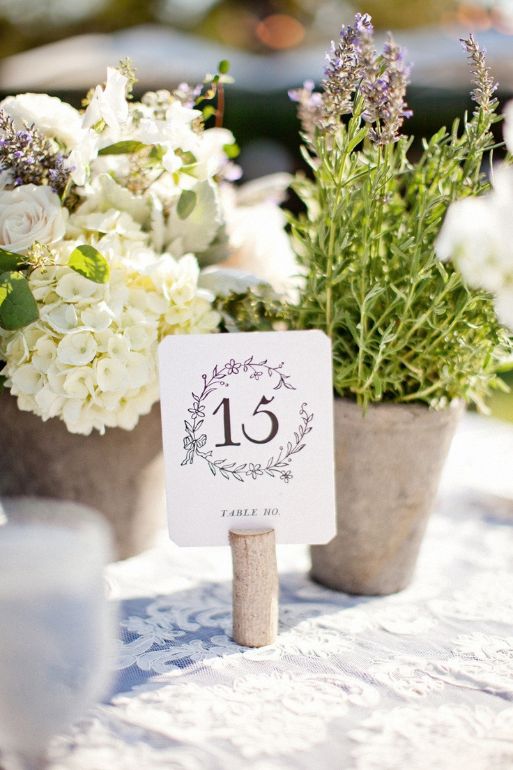 109 best Centerpieces & Table Numbers images on Pinterest | Wedding ...