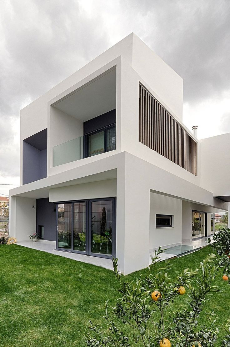 House in Gerakas by Office Twentyfive Architects