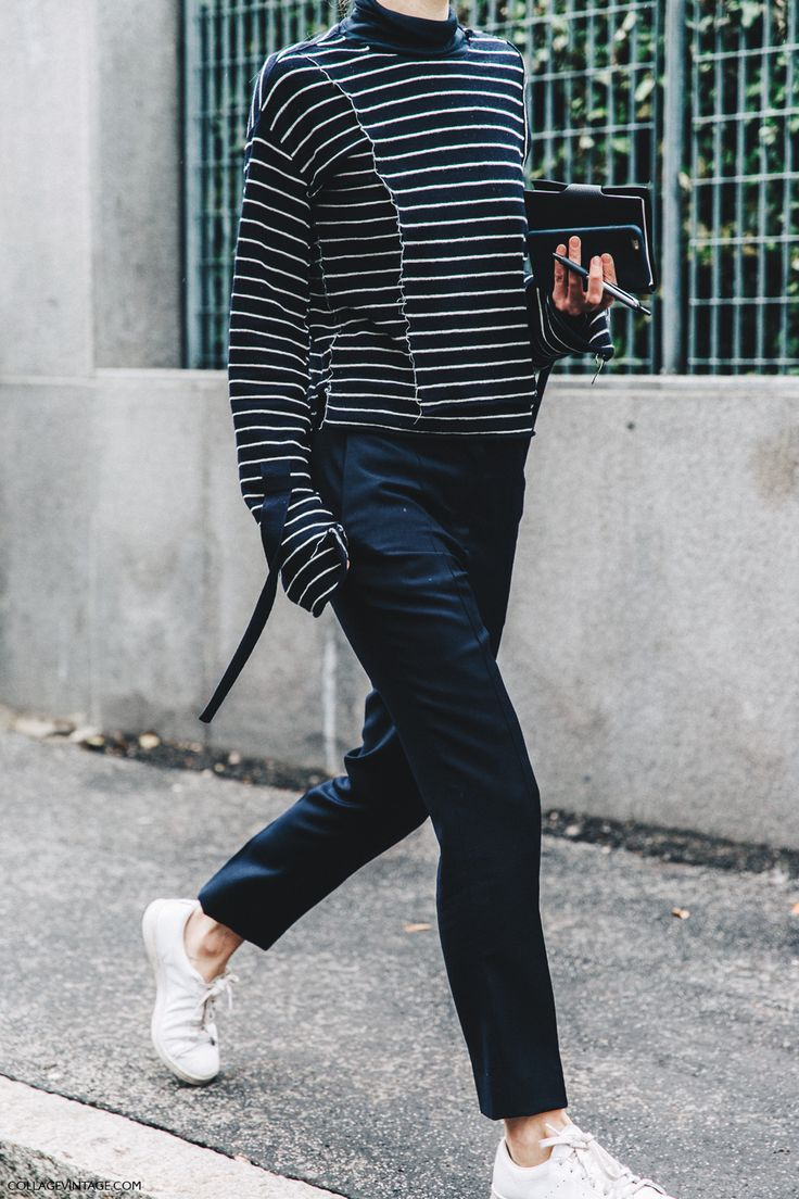 Milan_Fashion_Week_Fall_16-MFW-Street_Style-Collage_Vintage-Stripes
