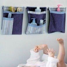 vide poche salle de bain bébé