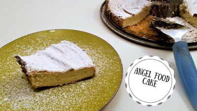 Οι συνταγές του Δίας!Dias recipes!: Κέικ των αγγέλων How to never fail making an Angel...