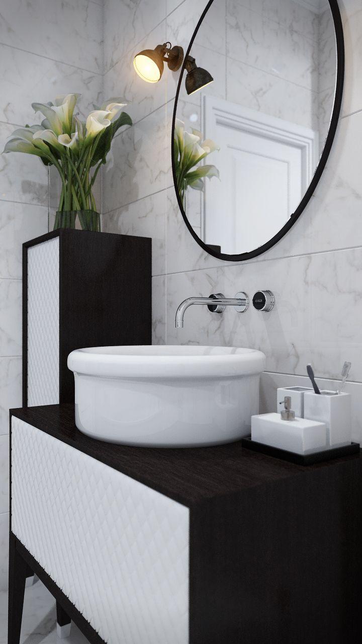 Ванная комната Садовая