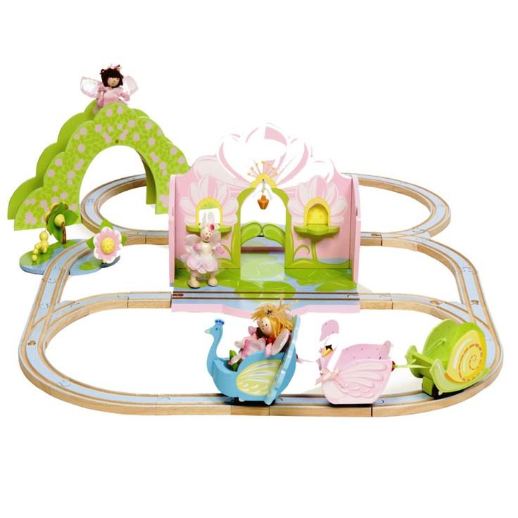 Le Toy Van fairy train set