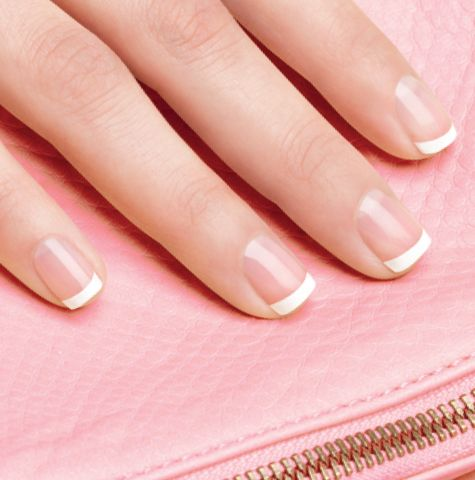 Classic french tip