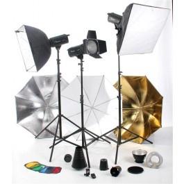 [40021] Studio Bundle - Advanced Studio Light kit (3 x Lights)
