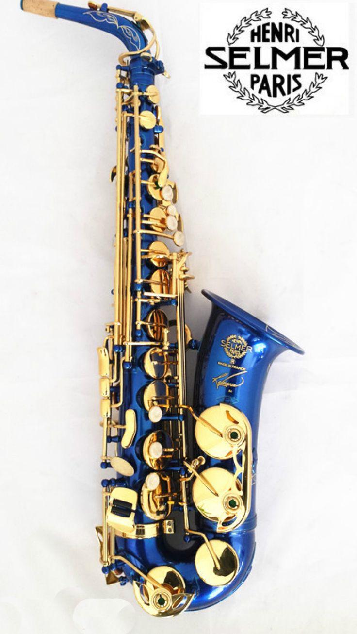 "Online Get Cheap Blue Alto Saxophone -Aliexpress.com | Alibaba Group"""