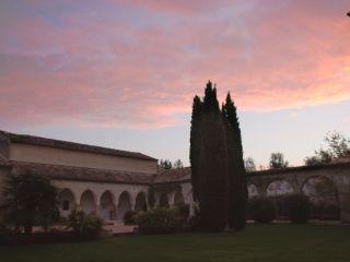 Convento dell'Annunciata - Foto all'imbrunire della location