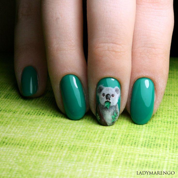 9 best koala nails images on Pinterest | Koala bears, Koalas and ...