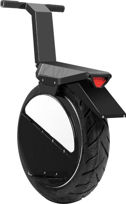 Le gyropode Moto Pogo est une sorte de moto à une seule roue