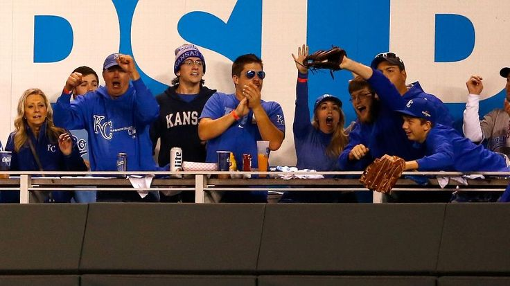 Kansas City Royals fan who caught Mike Moustakas home run says ball had distance to clear wall