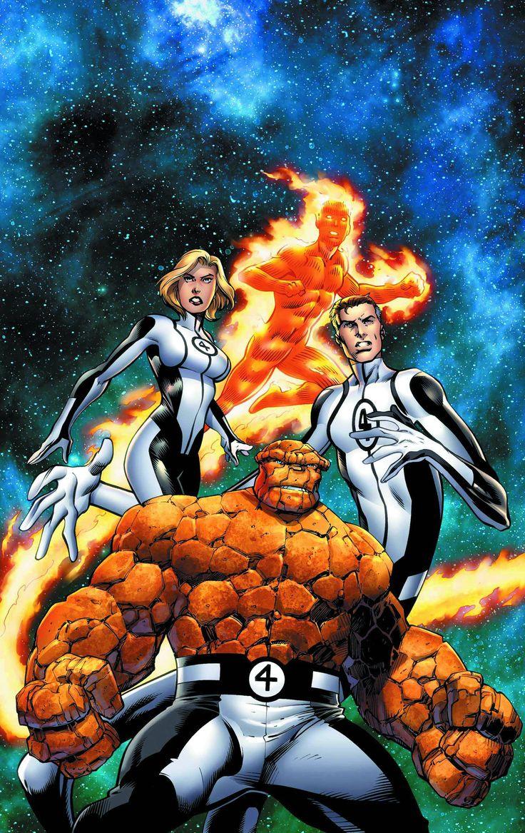 Fantastic Four: Fantastic Four MARVEL NOW!