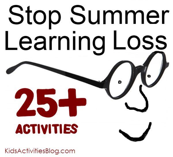 Stop Summer Learning Loss: 25+ ActivitiesActivities Blog, Education Activities, Summer List, Activities For Kids, Kids Activities, Fun Ideas, Learning Activities, Summer Fun, Summer Learning