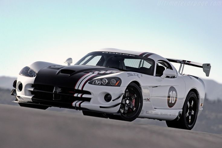 Click here to open the Dodge Viper SRT10 ACR-X gallery